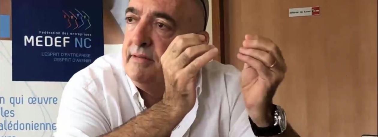 Eric Durand Interview retraites complémentaires