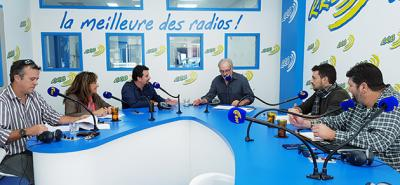 radio rythme bleu James Douyere