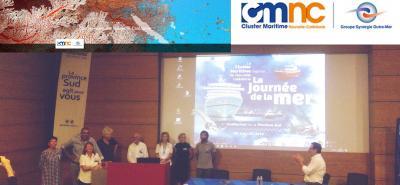 Journée de la mer avec le Cluster Maritime de Nouvelle-Calédoinie